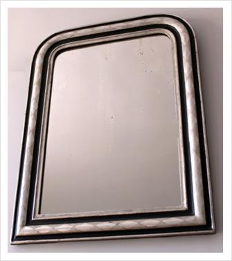 Boutique en ligne de miroirs design contemporain et anciens for Miroir losange